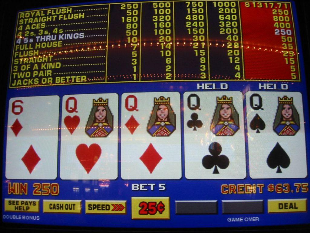 videa poker